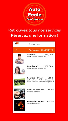 免費下載教育APP|Auto Ecole Mas Drevon app開箱文|APP開箱王