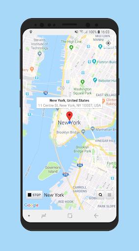 Location Changer (Fake GPS Location) 2.2 screenshots 2