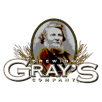 Logo of Gray's Rock Hard Red