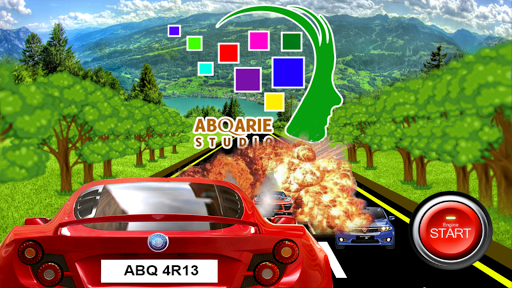 3D Car Traffic Racing