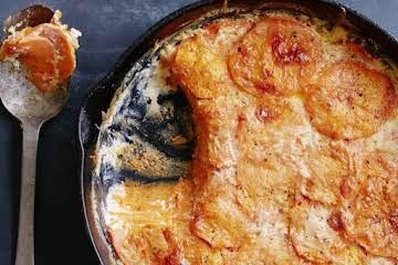 Sweetpotato Gratin - What's Gaby Cooking
