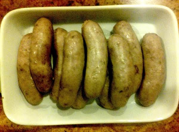 Cider Brined Brats Recipe
