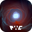 Tunnel 3D Live Wallpaper icon