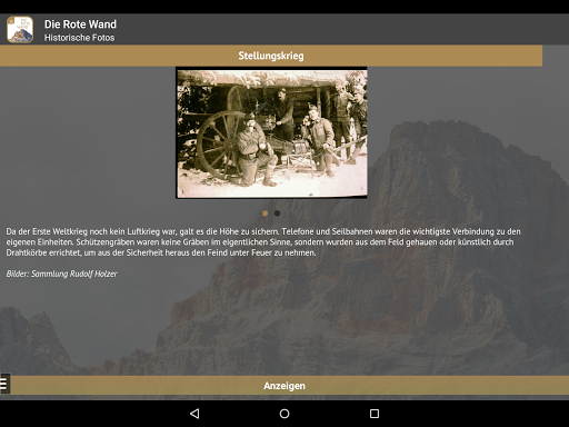 David Pfeifer: Die Rote Wand Apps (apk) baixar gratuito para Android/PC/Windows screenshot