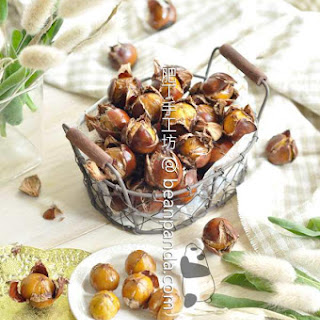 Oven Roasted Chestnuts.