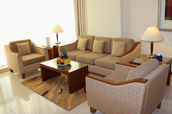 Al Rawda Arjaan Serviced Apartments, Nahyan Camp