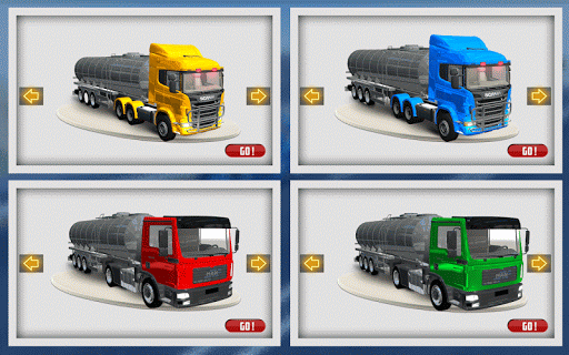 Oil Tanker Truck Racer 1.5 screenshots 3