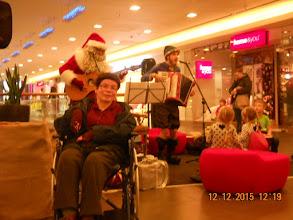 Photo: 12 XII 2015 r. - św. Mikołaj zabawia dzieci.......................
