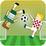 Soccer Crazy - funny physics Icon