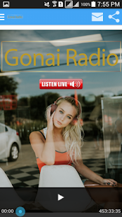 Gonai Radio- gambar mini screenshot