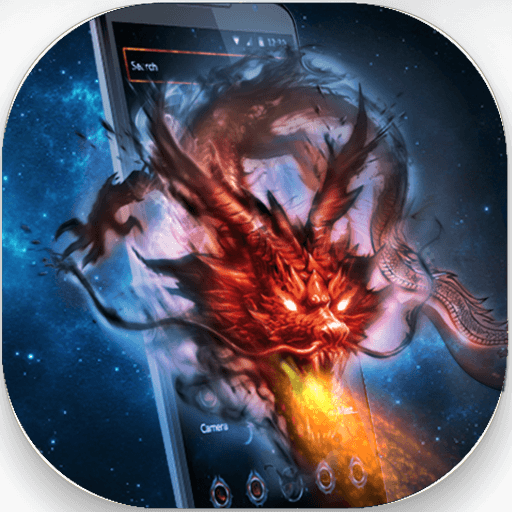 Fire Dragon Earth Theme