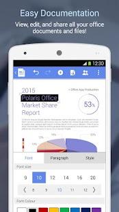 Polaris Office + PDF - screenshot thumbnail