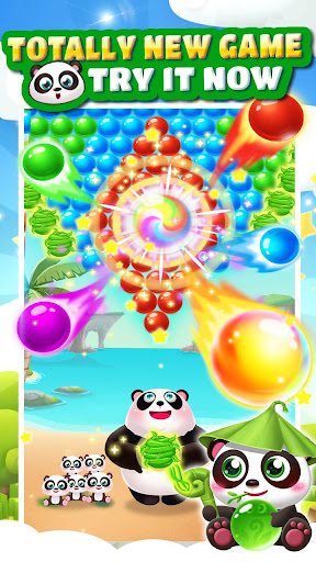 Bubble Shooter 2 Panda 1.0.27 screenshots 1