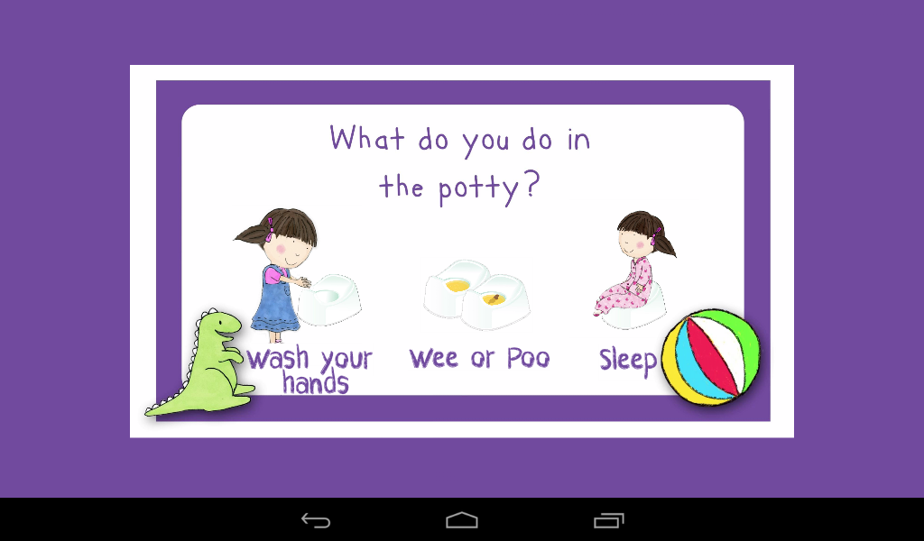 Potty Training Academy Video- screenshot