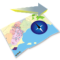 Gps Map Compass tracker icon