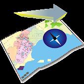 Map Compass Way