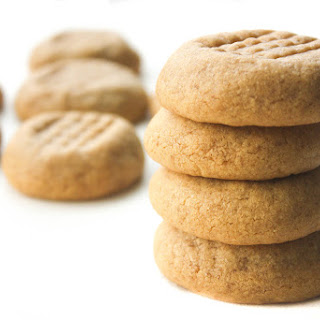 The Best Soft and Chewy Peanut Butter Cookies.