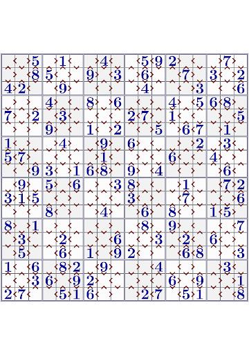 VISTALGY® Sudoku screenshots 2