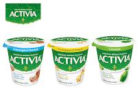 """Angebot für Activia """"Hauch von…"""" im Supermarkt"""