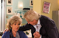 Coronation Street: Ken Barlow to take Audrey Roberts on date