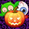Crazy Halloween Puzzle icon