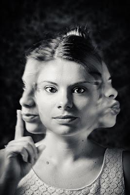 Shades of woman di ENZOART
