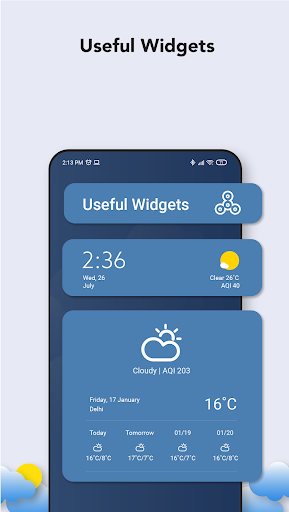 Weather - By Xiaomi  screenshots 8