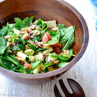 Carolina BBQ Chicken Salad.