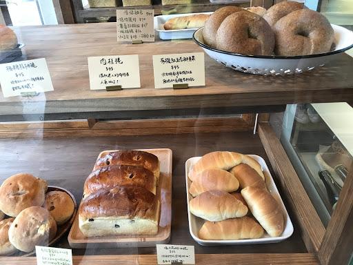 麵包還不錯吃 店員服務很親切