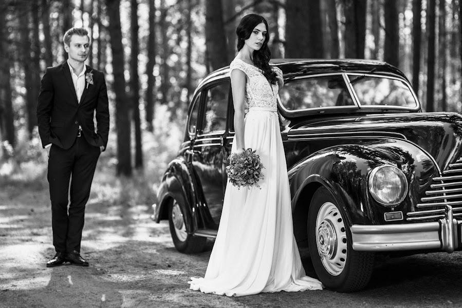Hochzeitsfotograf Aleksandr Karpovich (Karpovich). Foto vom 23.02.2017