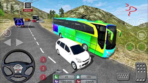 Modern Bus Parking 3D : Bus Games Simulator apkdebit screenshots 2