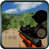 Sniper Ambush - 3d shooter