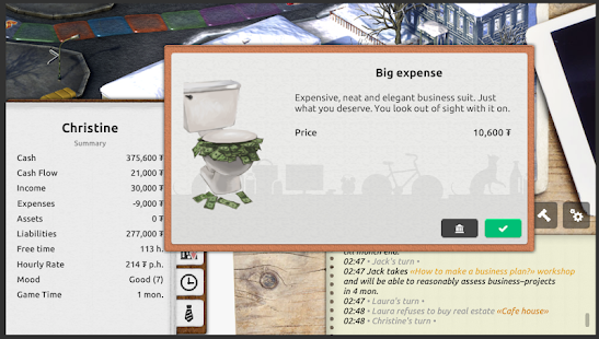 Download Time and Money Timeflow Simulator 1 7 5 MOD APK APK