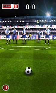Fußball - Soccer Kicks Screenshot