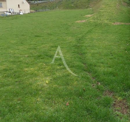 Vente terrain 1849 m2