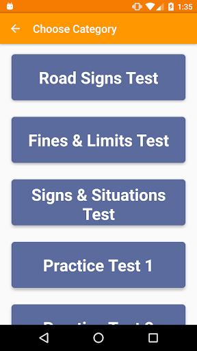 DMV Florida Practice Test  screenshots 1