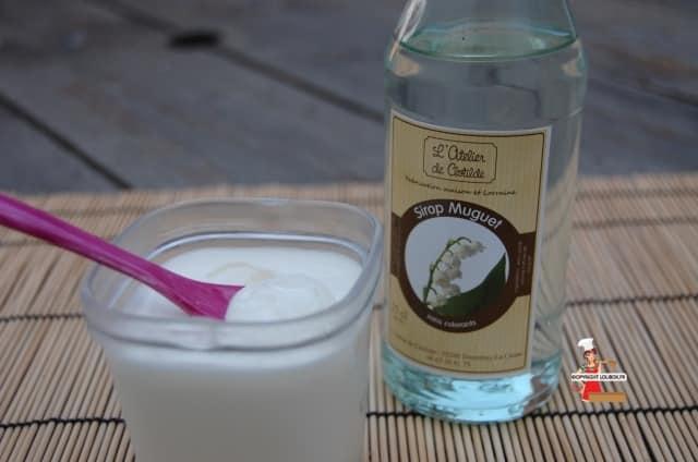 Lily of the Valley Yogurt Recipe