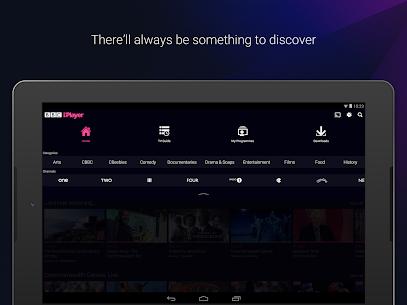 BBC iPlayer 10