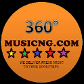 360musicng Android App icon