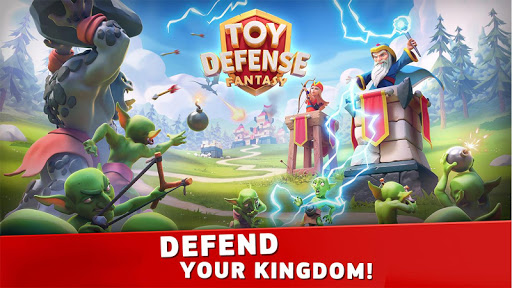 Toy Defense Fantasy — Tower Defense Game (Mod Money)