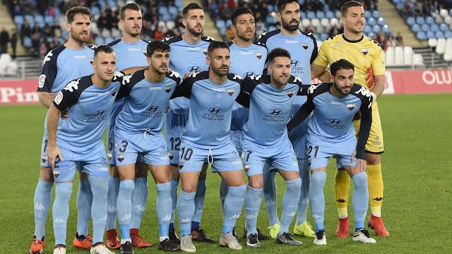 El Extremadura se llevó un merecido empate del Mediterráneo.