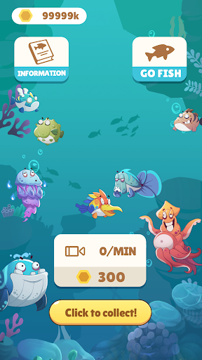 Bounty Fishing-Idle Fishing Master modavailable screenshots 3