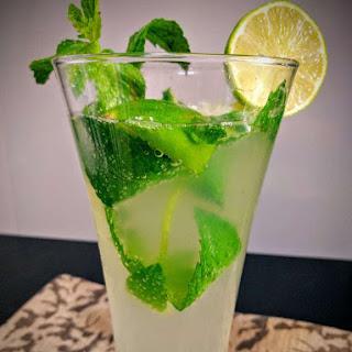 Virgin Mojito Recipe (Mint Lime Mojito)