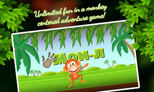 MON-JI: Adventure Monkey Jump