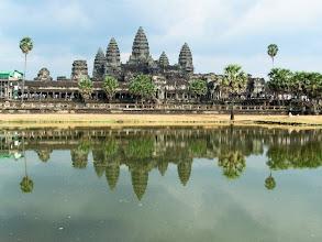 Photo: Angkor Watt