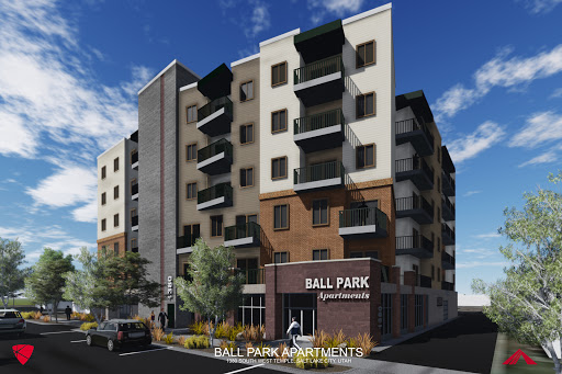 ball park apartments in salt lake city utah highland property