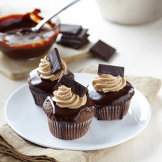 Dubbel Choco Cupcake