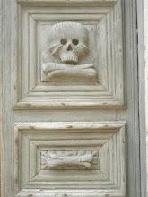 Photo: Matera, Church of Purgatory door