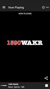 1590 WAKR News.Talk. Sports.- screenshot thumbnail