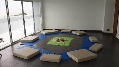 Photo: Terapia  Vibracional  Grupal  con vista al río - Olivos